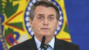 Bolsonaro lamenta día 'muy triste' en Cuba y detención de los manifestantes