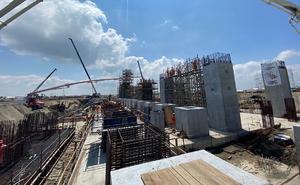Inegi: Sostiene construcción recuperación industrial en mayo