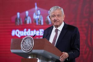 López Obrador pide 'diálogo' en Cuba y rechaza violencia e 'intervencionismo'