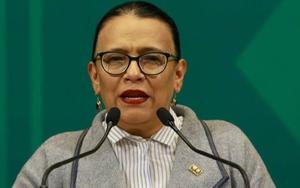 Icela Rodríguez: 'En Seguridad ya no trabajan funcionarios vinculados a García Luna'