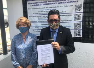 'A Cárdenas Palomino le espera un juicio con decenas de pruebas'