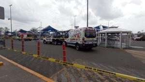 2 mujeres son asesinadas en el estacionamiento de una tienda en León