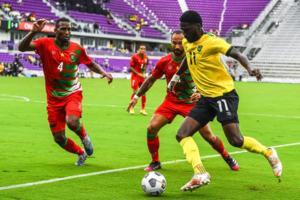 Jamaica vence a Surinam y Costa Rica golea a Guadalupe