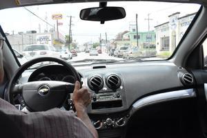 Los taxis de plataformas son ilegales en Monclova