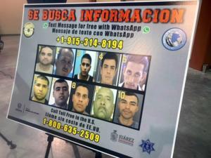 Gobiernos de México y EU anuncian proyecto para detener criminales en la Frontera