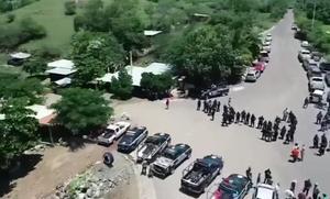 Reportan ataque del CJNG en Tepalcatepec, Michoacán
