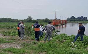 Reportan fracturas y desbordamientos en Río Turbio en Guanajuato