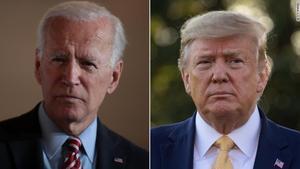 Biden denuncia 'la gran mentira' de Trump y su impacto en el derecho al voto