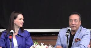 Carlos Cuevas y Kika Edgar desean que jóvenes escuchen boleros