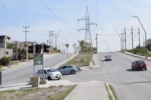 Las Torres, avenida de la muerte en Monclova