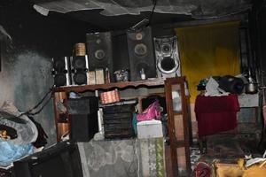 Los cortocircuito, causan incendios domésticos