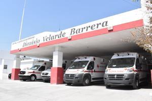 La Cruz Roja de Monclova mantiene programa de renta de tanques oxígeno