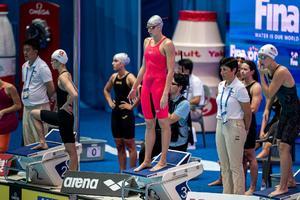 Suspenden por dopaje a dos nadadores rusos que debían viajar a Tokio