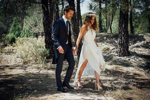 Tendencia de las bodas cada vez más ecológicas y en exteriores