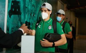 Santos manda a Santiago Muñoz al Sub-20, hasta que tenga ofertas de Europa