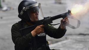 Policía de Bolivia confirma tenencia de armamento argentino en sus depósitos