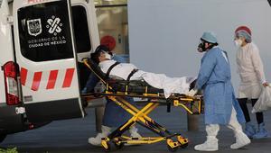 COVID-19: 235 mil 507 las defunciones por coronavirus en México