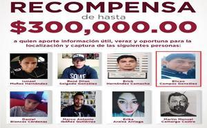 Ofrecen 300 mil pesos para localizar a feminicidas