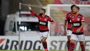 0-1. Flamengo se impone a Defensa y Justicia en el estreno de Renato Gaúcho