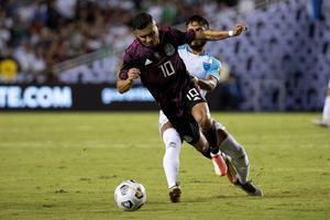 México domina y le gana a Guatemala