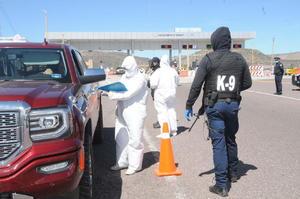 Los vacacionistas que lleguen de playas serán monitoreados en Coahuila