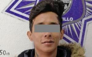 Detienen a presunto integrante de 'Los Talibanes' en Zacatecas