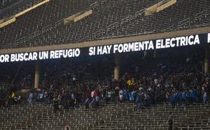 México es abandonado por la afición en Estados Unidos