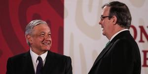 AMLO: Le tengo mucha confianza a Marcelo Ebrard