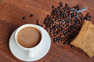 Café podría reducir probabilidad de contagio de COVID, según estudio