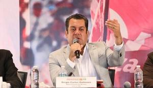 Sergio Gutiérrez será propuesto para presidir la Cámara de Diputados