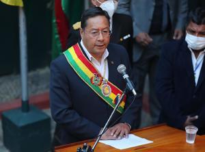 La Paz conmemora 212 años de su gesta libertaria afectada por la pandemia