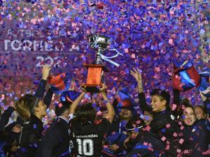 San Lorenzo se consagró campeón tras vencer a Boca por penaltis