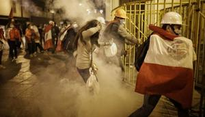 Fiscalía peruana abre investigación por agresiones en marcha fujimorista