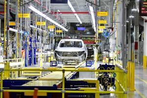 La General Motors de Coahuila anuncia paro técnico por falta de chips