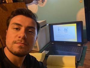 Universitario monclovense viajará a Rusia en programa de intercambio