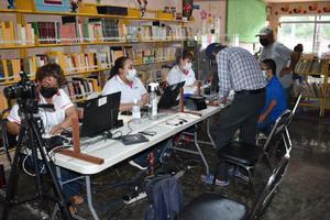 El INE en Coahuila  invita a participar en la Consulta Popular