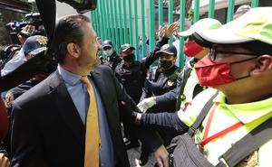 Comisión Mexicana de Defensa de los DH niega relación con René Bolio