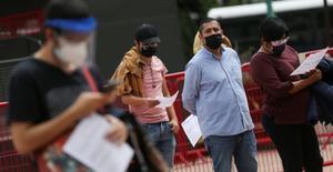 COVID-19: 236 mil 015 las defunciones por coronavirus en México