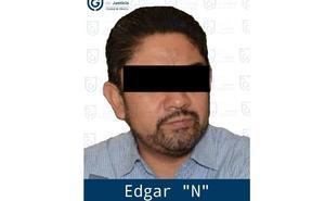 Vinculan a proceso por quinta ocasión a Edgar Tungüi