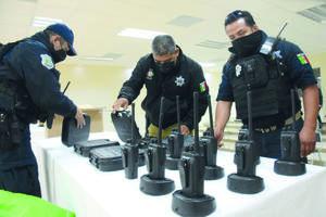 31 policías busca Castaños para su contratación