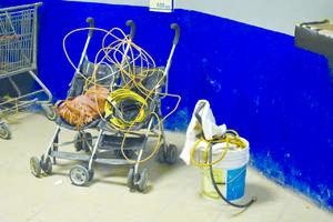 Un sujeto es detenido con cobre y herramienta que robó en Monclova