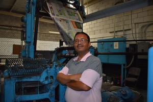 Roberto Ortiz, enamorado del periodismo y ganador del Premio Estatal