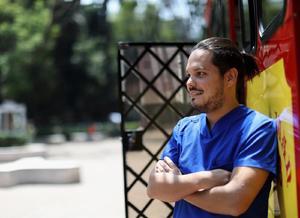 Refugiados se suman a la fuerza laboral en México en medio de 'ola histórica'