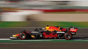 Verstappen ganó la primera calificación de prueba sprint de la historia