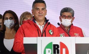 Anticipa Alejandro Moreno más ataques al PRI para dividirlos