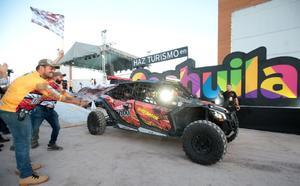 250 pilotos en la carrera Coahuila 1000