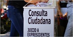 El INE en Coahuila recibe material para la Consulta Popular