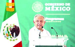 AMLO llama a juzgar a expresidentes pese a veda electoral