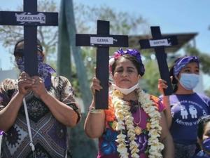 Desde 2016, han asesinado a 116 mujeres en el Istmo de Oaxaca