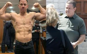 Mark Wahlberg sufrió al engordar para película
